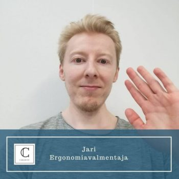 Jari_ergonomiavalmentajamme